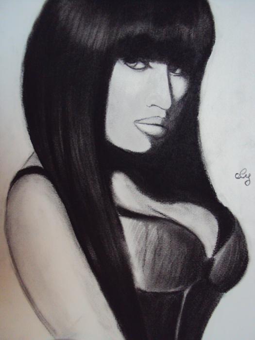 Nicki Minaj by ely1605